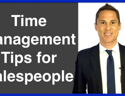 Time Management for Salespeople (5 Tips)